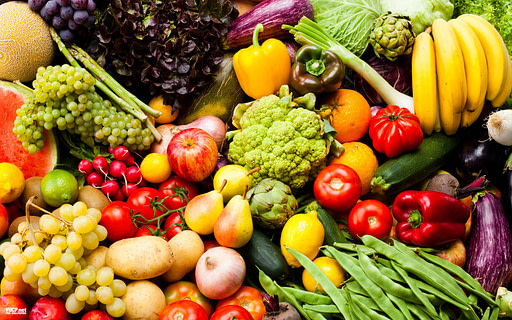 fruits and vegetables are great for weight loss