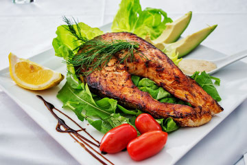 fish and seafood helps lower blood sugar