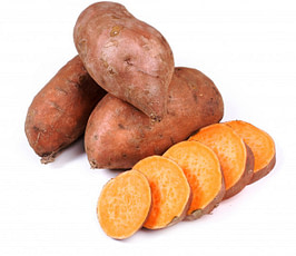 Best foods for diabetes in Africa: Sweet potato