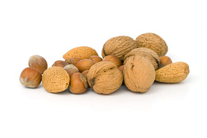 nuts for fertility