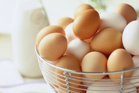 Eggs are good in pregnancy