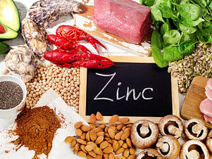 Foods rich in zinc may boost sperm count and motility