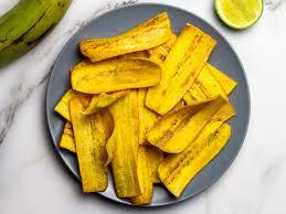 plantain chips great recipe for unripe plantain