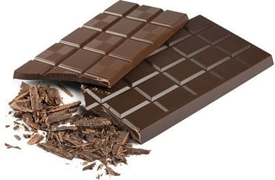 chocolates are great high fat foods