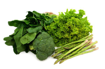 What are the best foods for diabetes-Leafy greens