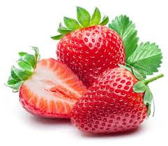strawberry helps lower blood sugar levels